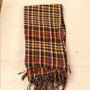 Macy's scarf